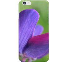 Purple Lupin Close Up iPhone Case/Skin