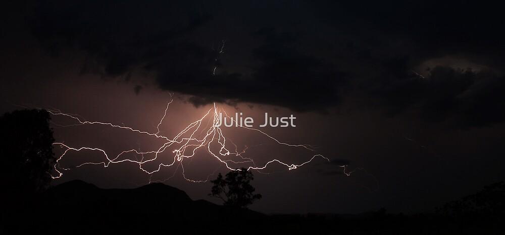Lightning by Julie Just