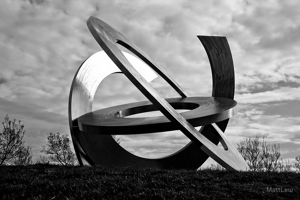 Saturn Ring - Heide Museum of Modern Art by MattLew