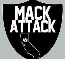 Mack Attack by BeinkVin