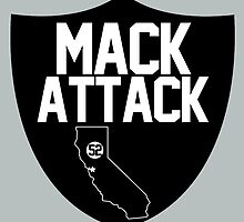 Mack Attack by BeinkVin