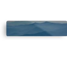 Blue Ridge Mountains II  Metal Print