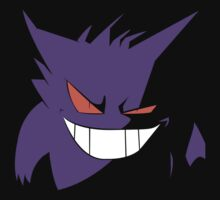 Gengar in Shadows T-Shirt