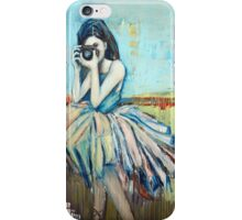 Camera Girl iPhone Case/Skin