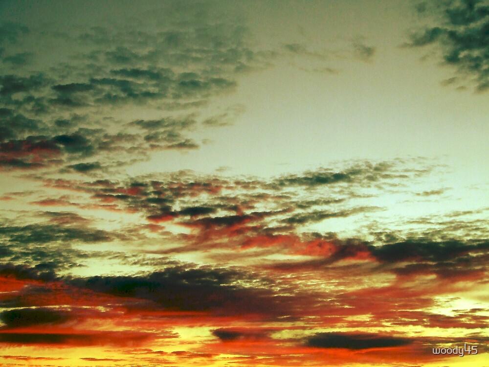 Gold Coast Sunrise 1 by woody45