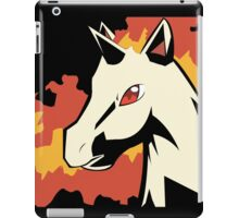 Rapidash in Shadows iPad Case/Skin
