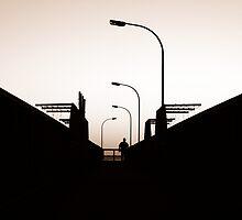 Walk Bridge by Ryan