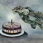 Turtle Birthday by AnnaShell