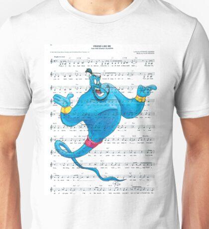 Friend like Me Unisex T-Shirt