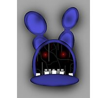 Five Nights at Freddy's 2 (Old Bonnie) Photographic Print