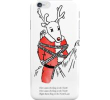 The King in the North iPhone Case/Skin