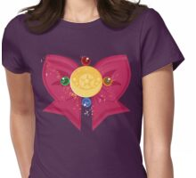 Sailor Moon Crystal Bow Womens Fitted T-Shirt
