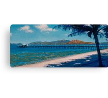 Low Tide at Picnic Bay - Magnetic Island Canvas Print