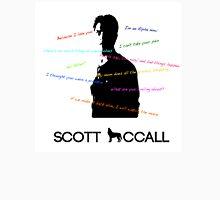 Scott Mccall Quotes Unisex T-Shirt