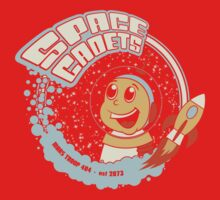 Space Cadets One Piece - Short Sleeve