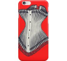 Corset Lace iPhone Case/Skin