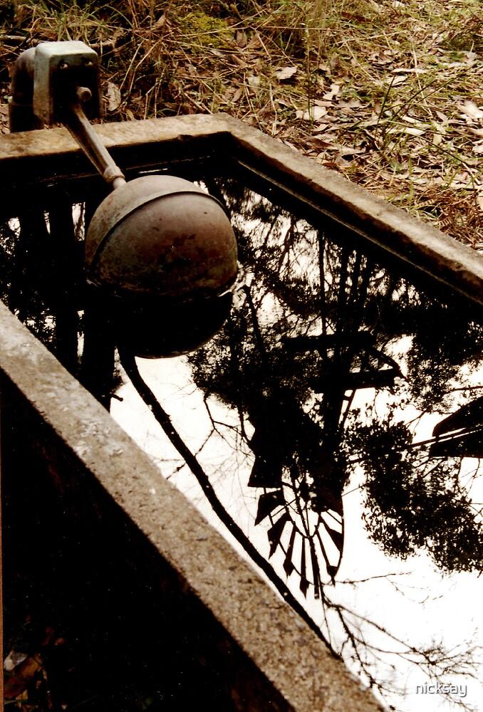 Water Trough by nicksay