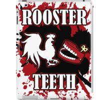 Rooster Teeth Splatter iPad Case/Skin