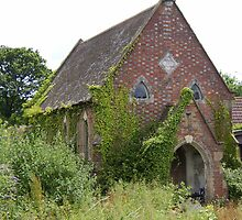disused chapel by royst