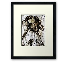 The Actor Framed Print