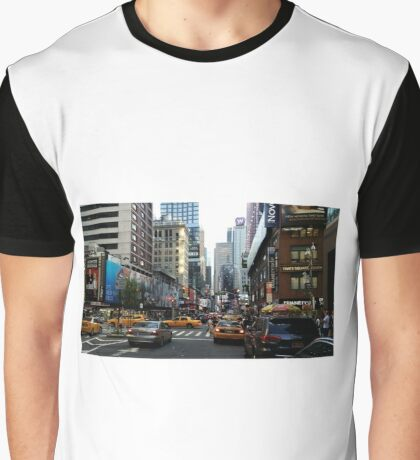 NYC Dream Graphic T-Shirt