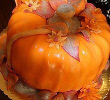 Elegant Pumpkin by purplesweet
