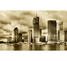 Brisbane Riverside... Photographic Print