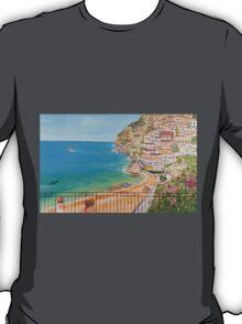 Vista su Positano T-Shirt