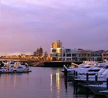 Glenelg Marina by gypsygirl
