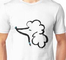 Poodle head Unisex T-Shirt