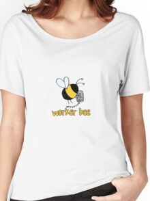 Worker Bee - IT/office Women's Relaxed Fit T-Shirt