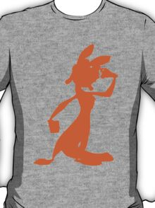 Daxter Silhouette - Orange T-Shirt