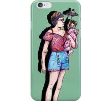 Amazon Eve and Ma Petite iPhone Case/Skin