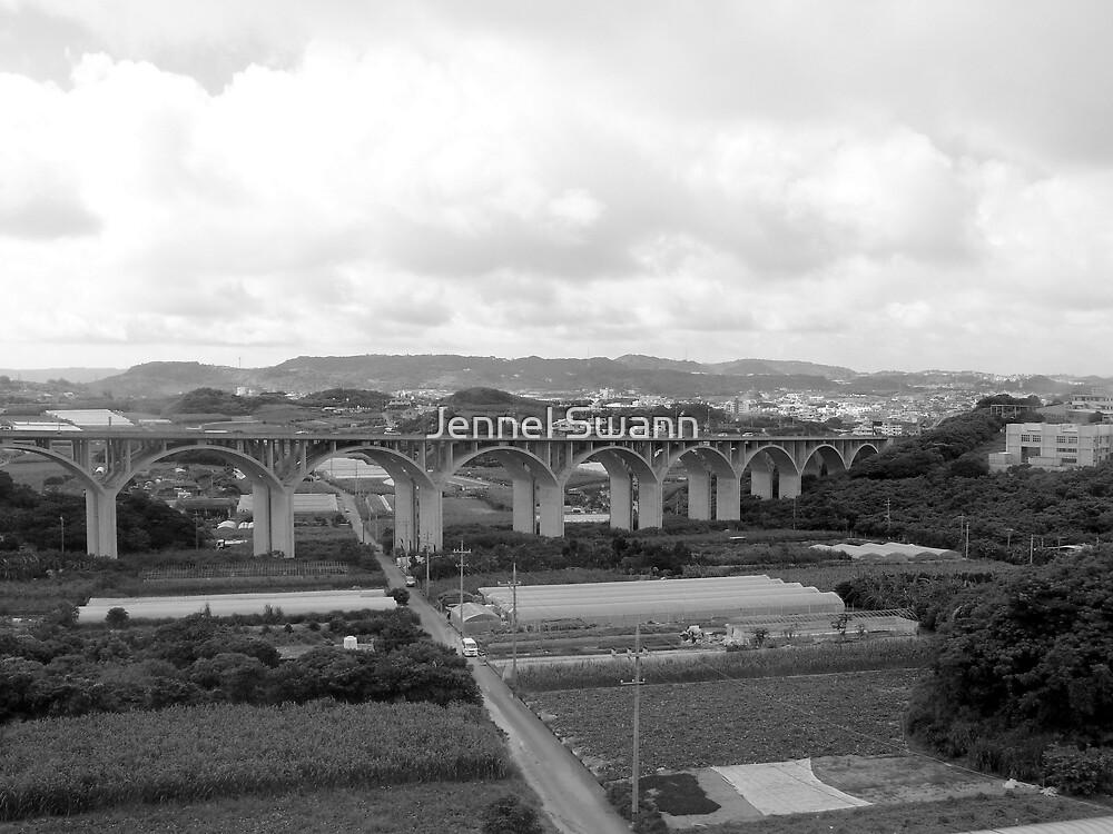 Bridge Unburned by Jennel Swann