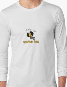 Worker Bee - photographer Long Sleeve T-Shirt