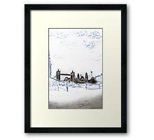 London Bridge Framed Print