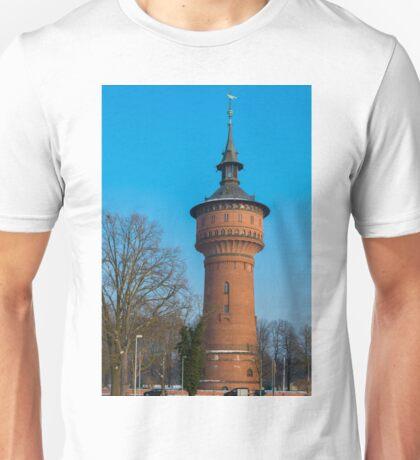 Der Wasserturm in Forst/Lausitz Unisex T-Shirt