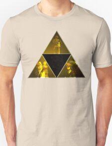 Legend of Zelda Triforce Unisex T-Shirt