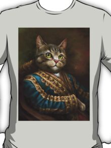 The Hermitage Court Outrunner Cat  T-Shirt