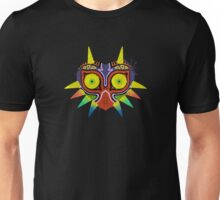 Majora's Mask Splatter (No Background) Unisex T-Shirt