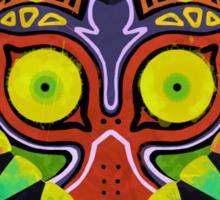 Majora's Mask Splatter (Quote) Sticker