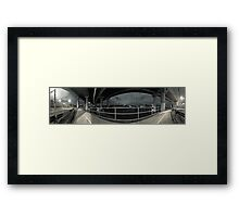 Moonee Ponds Creek Framed Print