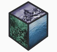cube Baby Tee