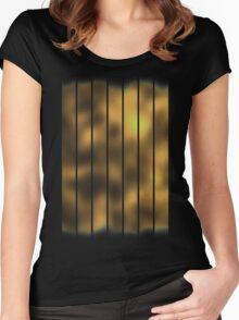 Beauty In The Smelliest Places Women's Fitted Scoop T-Shirt
