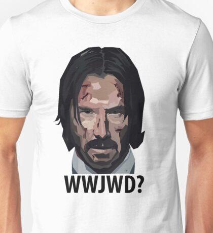 What Would John Wick Do? Unisex T-Shirt