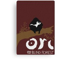 Ori And The Blind Forest Poster Canvas Print