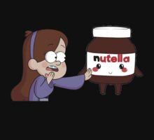 Gravity Falls - Mabel and Nutella Kids Clothes