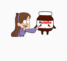 Gravity Falls - Mabel and Nutella Unisex T-Shirt