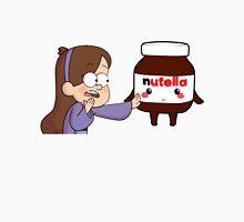 Gravity Falls - Mabel and Nutella T-Shirt