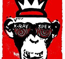 X-Ray Spex by El Rey